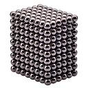 baratos Brinquedos Magnéticos-432 pcs 4mm Brinquedos Magnéticos Bolas Magnéticas / Blocos de Construir / Cubo de quebra-cabeça Imã Adulto Dom