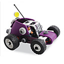 baratos Blocos de Montar-Blocos de Construir Carro Faça Você Mesmo Plástico Para Meninos Crianças Dom 24pcs