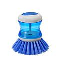 tanie Artykuły kuchenne do czyszcznia-Kuchnia Środki czystości Plastik Rolka do czyszczenia ubrań i szczotka Narzędzia 1 szt.