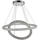 abordables Lámparas Colgantes-Lámparas Colgantes ,  Moderno / Contemporáneo Galvanizado Característica for Cristal LED MetalSala de estar Dormitorio Comedor Cocina