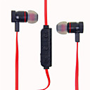 cheap Headsets & Headphones-M9 In Ear Wireless Headphones Dynamic Aluminum Alloy Sport & Fitness Earphone Magnet Attraction / with Volume Control / with Microphone