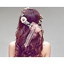 preiswerte Parykopfbedeckungen-Harz / Kunststoff Stirnbänder mit 1 Hochzeit Kopfschmuck