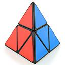 abordables Cubos de Rubik-Cubo de rubik Shengshou Pyramid 2*2*2 Cubo velocidad suave Cubos mágicos rompecabezas del cubo Nivel profesional Velocidad Competencia