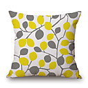 cheap Pillow Covers-pcs Cotton/Linen Pillow Cover, Geometric Graphic Prints Casual Modern/Contemporary