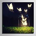 preiswerte LED Glühbirnen-Druck Gerollte Leinwand - Landschaft Modern Europäischer Stil