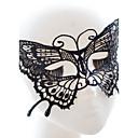 halpa Muotikaulakorut-Naisten Vintage Tyylikäs Mask Pitsi