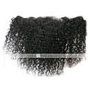 cheap Cookie Tools-Arison Hair Peruvian Hair Curly / Classic / Kinky Curly Free Part / Middle Part Swiss Lace Human Hair Daily