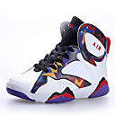 cheap Men's Athletic Shoes-Unisex Shoes Faux Leather Spring / Summer / Fall Athletic Shoes Basketball Shoes Black / Purple / Red