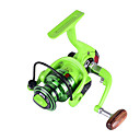 cheap Fishing Reels-Spinning Reel 5.2:1 Gear Ratio+11 Ball Bearings Hand Orientation Exchangable Bait Casting Ice Fishing Spinning Freshwater Fishing Other
