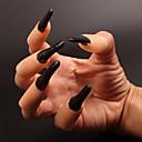 billige Magiske triks-Halloween Witch Nails Spøkelse Kostume Originale polykarbonat 1pcs Gutt Gave