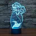 billige Original belysning-touch dimming 3d led natt lys 7colorful dekoration atmosfære lampe nyhed belysning lys
