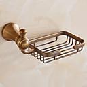 hesapli Tuvalet Kağıdı Tutucuları-Sabunluklar ve Tutucular Antik Pirinç 1 parça - Otel banyo