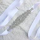 preiswerte Partyschärpen-Satin Hochzeit Schärpe Mit Perle Damen Schärpen