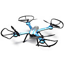 cheap RC Airplanes-RC Drone H11C 4CH 6 Axis 2.4G With HD Camera 2.0MP 2.0MP RC Quadcopter LED Lights / One Key To Auto-Return / Headless Mode RC Quadcopter
