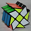cheap Rubik's Cubes-Rubik's Cube YONG JUN Alien 3*3*3 Smooth Speed Cube Toy Car Magic Cube Puzzle Cube Professional Level Speed Gift Classic & Timeless Girls'