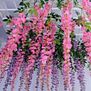 abordables Flores Artificiales-Flores Artificiales 1 Rama Estilo moderno Plantas Flor de Pared