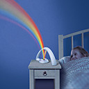 זול תאורה מודרנית-יחידה 1 מקרן השמים Nightlight סוללה דקורטיבי 5 V