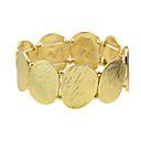 cheap Bracelets-Women's Strand Bracelet - Bracelet Golden For Party / Daily