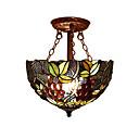 billige Taklamper-Takplafond Omgivelseslys - LED designere, Tiffany, 110-120V 220-240V Pære ikke Inkludert