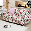 preiswerte Schonbezüge-Moderne Polyester Sofabezug, Einfach zu installieren Blumen Bedruckt Überzüge