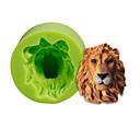 abordables Utensilios de Horno-Herramientas para hornear Silicona Ecológica / Manualidades Pastel / Cupcake / Tarta Animal Molde para hornear