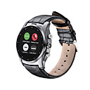 billige Bluetooth/håndfritt bilsett-Smartklokke til iOS / Android Vannavvisende Stoppeklokke / Stopur / Aktivitetsmonitor / Søvnmonitor / Pulsmåler / 0.3 MP / Håndfri bruk / Mediakontroll / Beskjedkontroll / Kamerakontroll