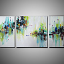 cheap Speakers-Oil Painting Hand Painted - Abstract Modern Canvas