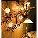 billige Festdekor-1,2m 10bulbs led string lamper sepak takraw baller lys christmas utendørs bryllup hjem dekorasjon