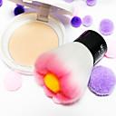 billige Neglefiler og -buffere-1pcs Makeup børster Profesjonell Minkhår børste Bærbar / Profesjonell / Hypoallergenisk Metall