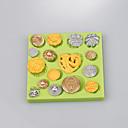 abordables Pelucas para Disfraz-Herramientas para hornear Silicona Ecológica / Antiadherente / Nueva llegada Pastel / Galleta / Cupcake Moldes para pasteles