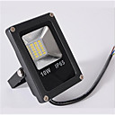cheap LED Flood Lights-HRY 1pc 10 W LED Floodlight Waterproof / Decorative Warm White / Cold White 12-80 V Outdoor Lighting / Courtyard / Garden 18 LED Beads