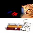 お買い得  犬用おもちゃ-レーザー式おもちゃ 電子 マウス フットプリント アルミ 用途 ネコ 犬