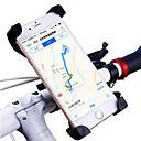 cheap Mounts & Holders-Bike Phone Mount Recreational Cycling / Cycling / Bike / Fixed Gear Bike Ultra Light (UL) / Adjustable Plastic - Black / Peach
