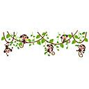 billige Vægklistermærker-Dyr Vægklistermærker Fly vægklistermærker Dekorative Mur Klistermærker Hjem Dekoration Vægoverføringsbillede Væg