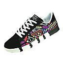 tanie Adidasy męskie-Męskie Komfortowe buty Materiał Wiosna / Jesień Adidasy Niepoślizgowy / a Biały / Czarny / Niebieski