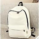 povoljno Školske torbe-Žene Torbe Platno Školska torba Patent-zatvarač Plava / Pink / Lila-roza