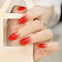 billige Falske negle-Neglespidser Falske negle Neglekunst Salon Design Makeup Kosmetik