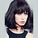 cheap Ombre Hair Weaves-Beautiful Short Bob Straight Capless Wigs Human Hair