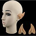 abordables Artículos para Halloween-Halloween se visten cos orejas de elfo oídos modelo de simulación partido de la bola de juguete de plástico apoyos 6.5 * 5cm