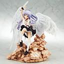 billige Anime actionfigurer-Anime Action Figurer Inspirert av AngelBeats Kanade Tachibana PVC 22 cm CM Modell Leker Dukke