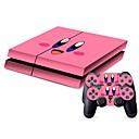 billige Xbox 360-tilbehør-B-SKIN Klistremerke Til PS4 ,  Klistremerke PVC 1 pcs enhet