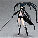 billige Anime actionfigurer-Anime Action Figurer Inspirert av Cosplay Black Rock Shooter PVC 15 cm CM Modell Leker Dukke