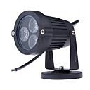 billige Projektører-LED-projektører Let Instalation Vandtæt Dekorativ Udendørsbelysning Varm hvid Kold hvid AC 85-265V DC 12V