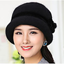 cheap Party Headpieces-Women's Beanie / Slouchy - Solid Color Modern Style / Fall