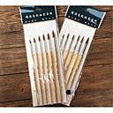 halpa Kaulakorut-Kynä Veden väri kyniä Kynä,Puu tynnyri Ink Colors For Koulutarvikkeet Toimistotarvikkeet Pakkaus