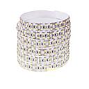 hesapli LED Çift-Pimli Işıklar-SENCART 3M Esnek LED Şerit Işıklar 360 LED'ler 3528 SMD Sıcak Beyaz / Beyaz Uzaktan Kontrol / Kesilebilir / Kısılabilir 12 V / Bağlanabilir / Araçlar İçin Uygun / Kendinden Yapışkanlı