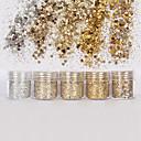 abordables Decoraciones y Diamantes Sintéticos para Manicura-1 pcs Glitter y Poudre / Lentejuelas Glitters / Clásico Diario