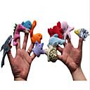 tanie Doldurulmuş ve Peluş Hayvanlar-Pacynki na palce / Doldurulmuş ve Peluş Hayvanlar Dinozaur Zabawne Plusz Dla dziewczynek Prezent