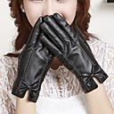 お買い得  パーティー用品-女性用 キュート パーティー オフィス ポリウレタン 手首丈 指先 手袋
