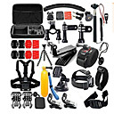 cheap Accessories For GoPro-Accessory Kit For Gopro 30 in 1 / Convenient For Action Camera Gopro 6 / Gopro 5 / Gopro 4 Diving / Universal / Military Plastic / Nylon